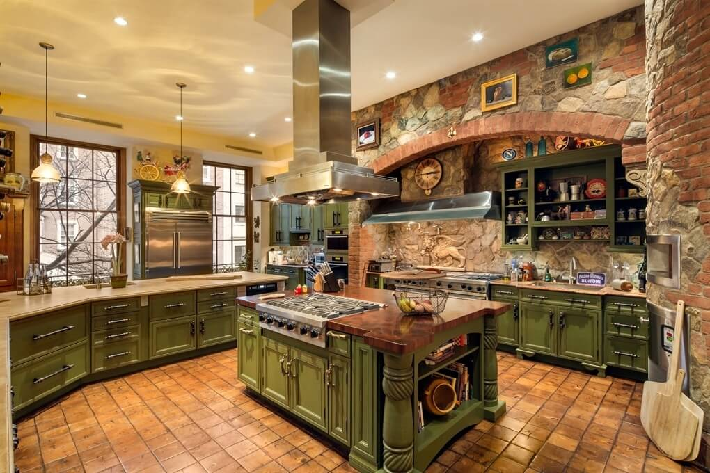 How can I make my kitchen look expensive?
