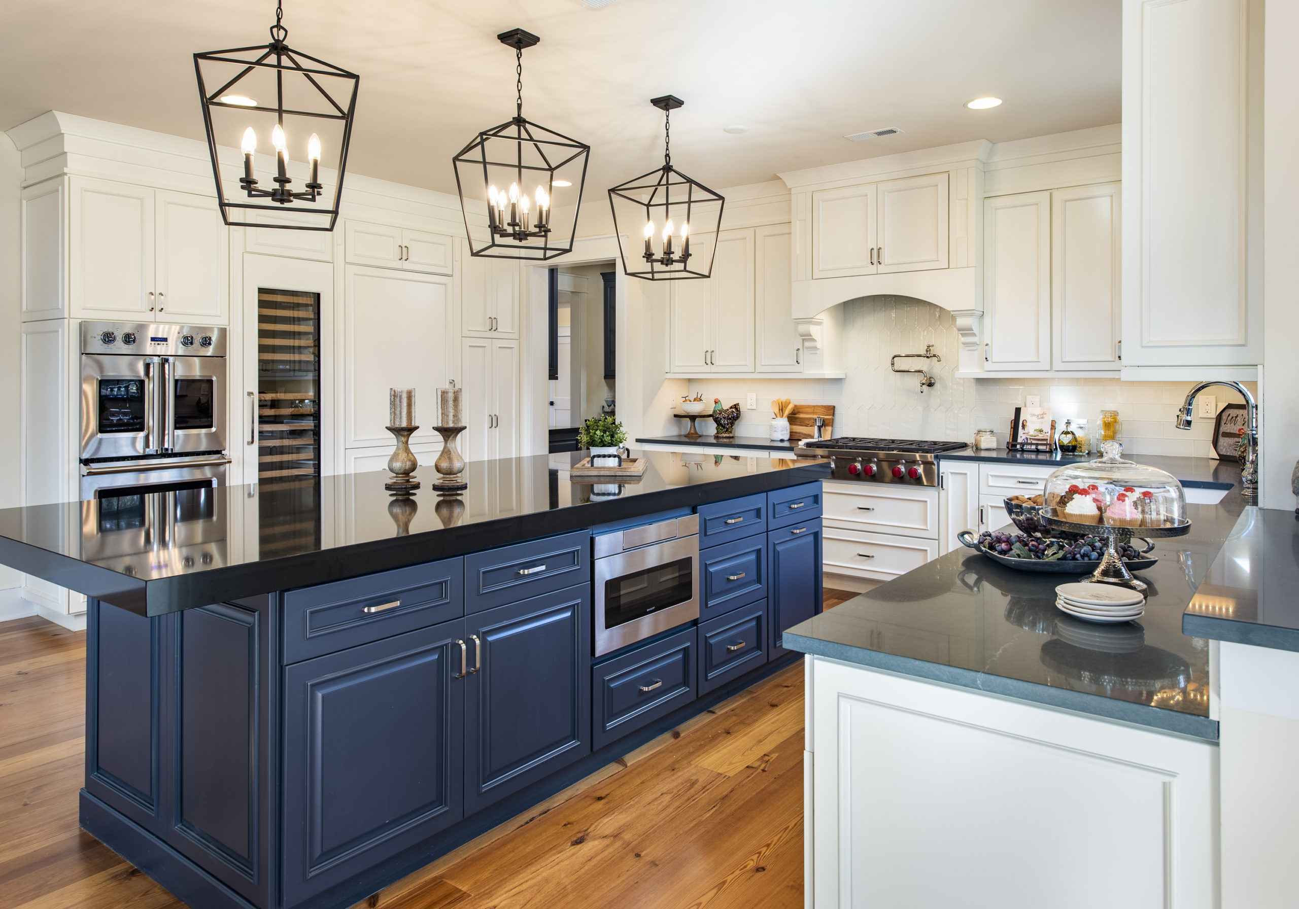 What Is Trending In Kitchen Design 2021?