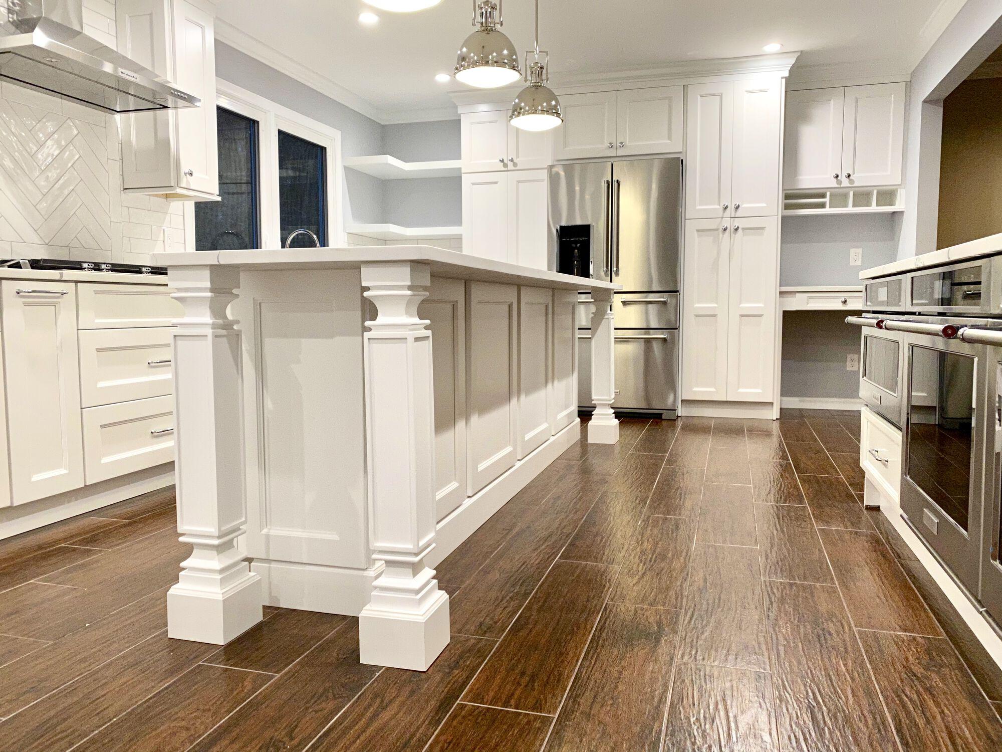Montville NJ Kitchen Remodeling